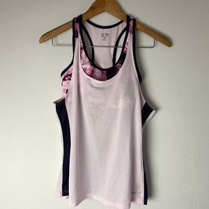 Champion women's tank top with sports bra
